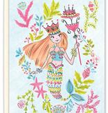 Wild Beauty Birthday Card