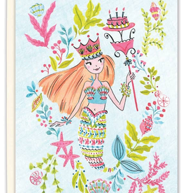 Wild Beauty Birthday Card