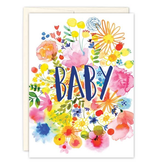 Baby Bouquet Card