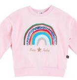 Petite Hailey Petite Hailey Rainbow Sweatshirt