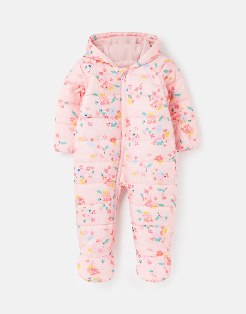 Joules Joules Snuggle Padded Pramsuit