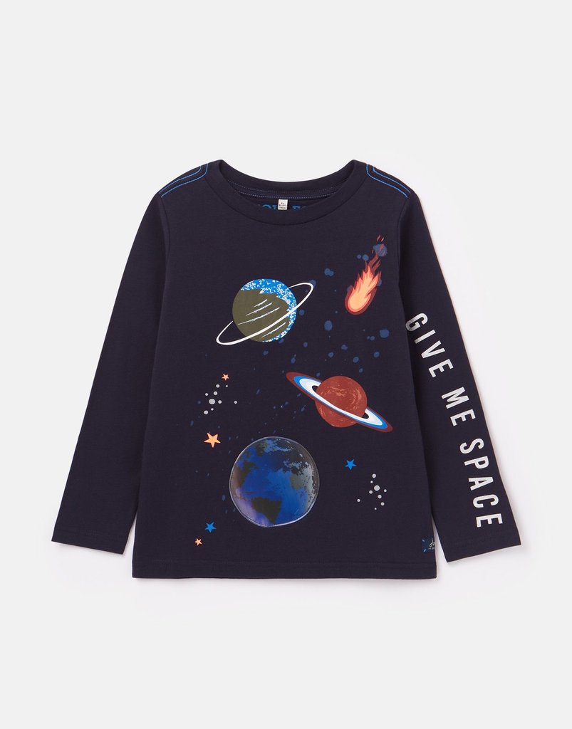Joules Joules Wardell Space T-shirt