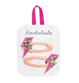 Rockahula Lightning Flash Clips<br /> Pink