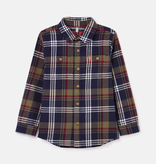 Joules Joules Hamish Brushed Check Shirt