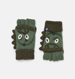 Joules Joules Chummy Dino Mitten 3-7y