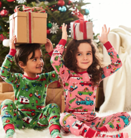 Hatley Retro Christmas PJ Set- 2 colors