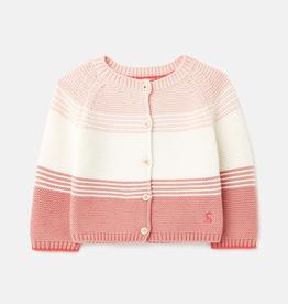 Joules Joules Haywood Stripe Cardigan- 2 colors