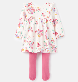 Joules Joules Harleigh Dress & Tight Set