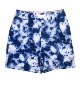 Shade Critters Shade Critters Navy Tie Dye Trunks