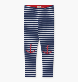 Hatley Hatley Nautical Stripe Legging