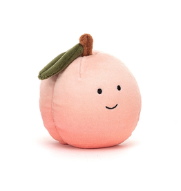 JellyCat Jelly Cat Fabulous Fruit Peach