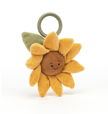 JellyCat Jelly Cat Fleury Sunflower Jitter