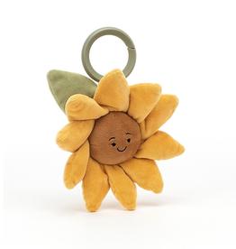 JellyCat Jelly Cat Fleury Sunflower Jitter