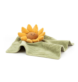 JellyCat Jelly Cat Fleury Sunflower Soother