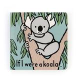 JellyCat Jelly Cat If I Were a Koala Book