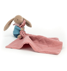 JellyCat Jelly Cat Little Rambler Bunny Soother