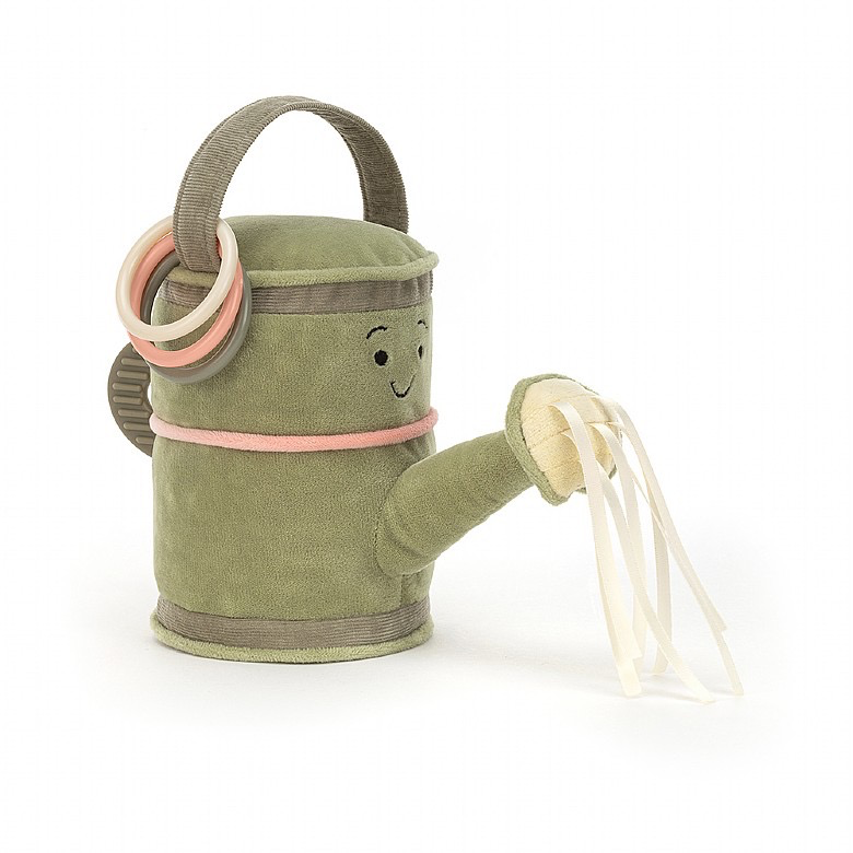 JellyCat Jelly Cat Whimsy Garden Watering Can