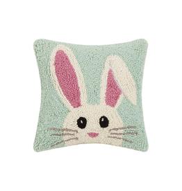Hello Easter Bunny Hook Pillow