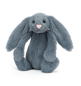 JellyCat Jelly Cat Bashful Dusky Blue Bunny Small