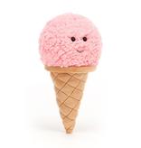 JellyCat Jelly Cat Irresistible Ice Cream