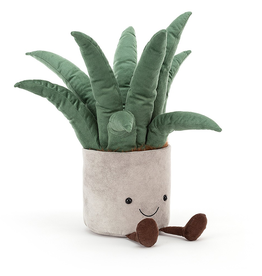 JellyCat Jelly Cat Amuseable Aloe Vera Big