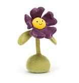 JellyCat Jelly Cat Flowerlette Pansy