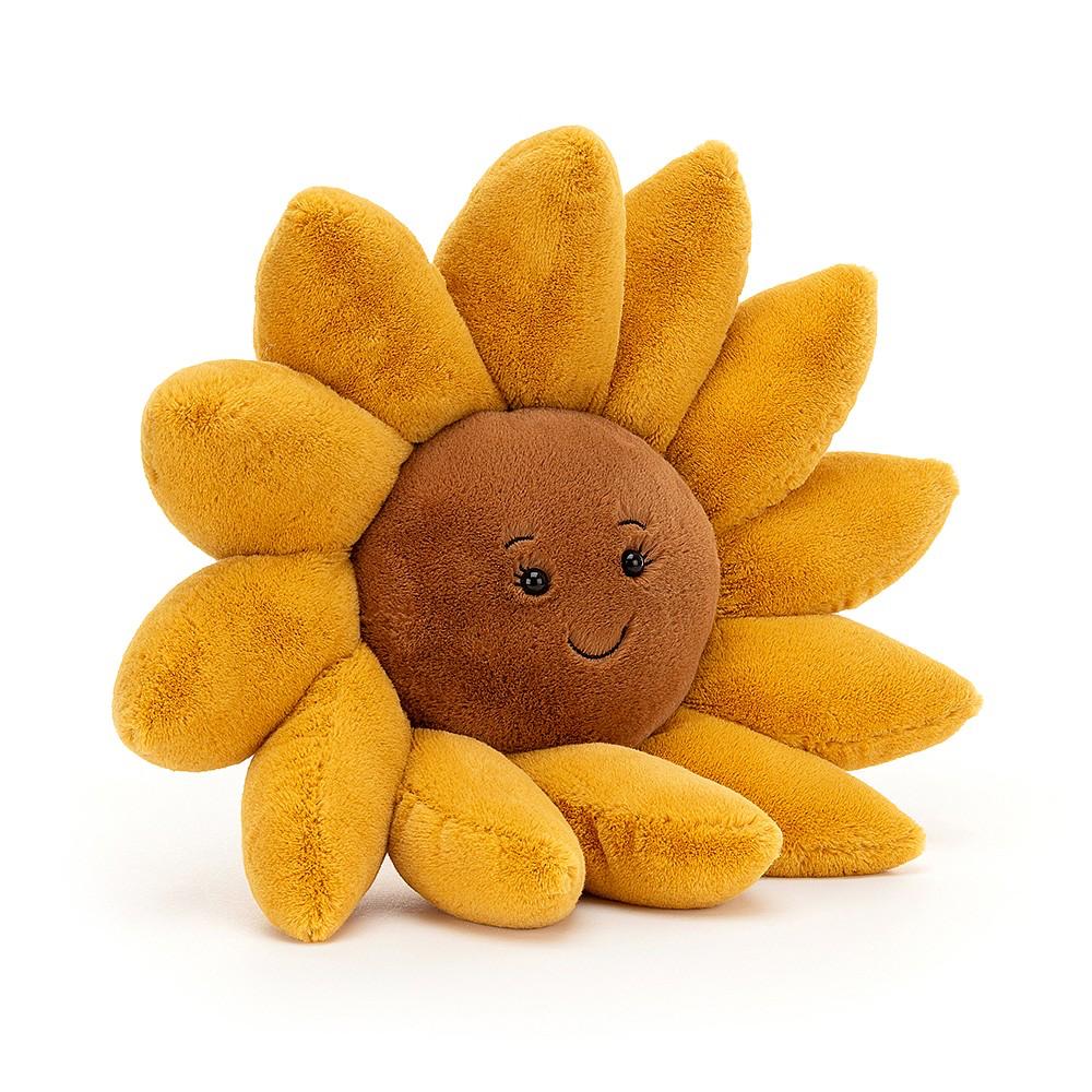 JellyCat Jelly Cat Fleury Sunflower