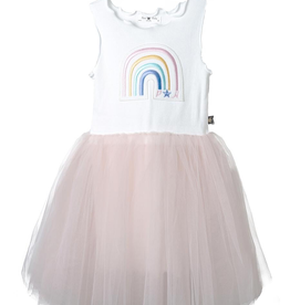 Petite Hailey Petite Hailey Rainbow Tutu Dress