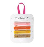 Rockahula Retro Acrylic Bar Slides- Brights