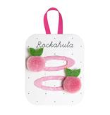 Rockahula Sweet Berry Pom Pom Clips