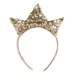 Rockahula Sequin Crown Headband