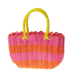 Rockahula Stripy Woven Basket