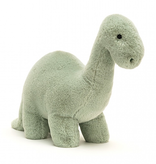 JellyCat Jelly Cat Fossilly Brontosaurus