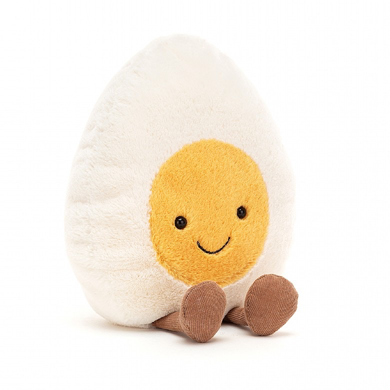 JellyCat Jelly Cat Amuseable Boiled Egg Large