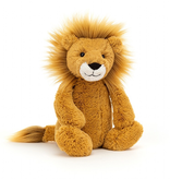JellyCat Jelly Cat Bashful Lion Medium New