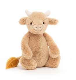 JellyCat Jelly Cat Bashful Cow Small