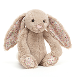 JellyCat Jelly Cat Blossom Beige Bea Bunny Medium
