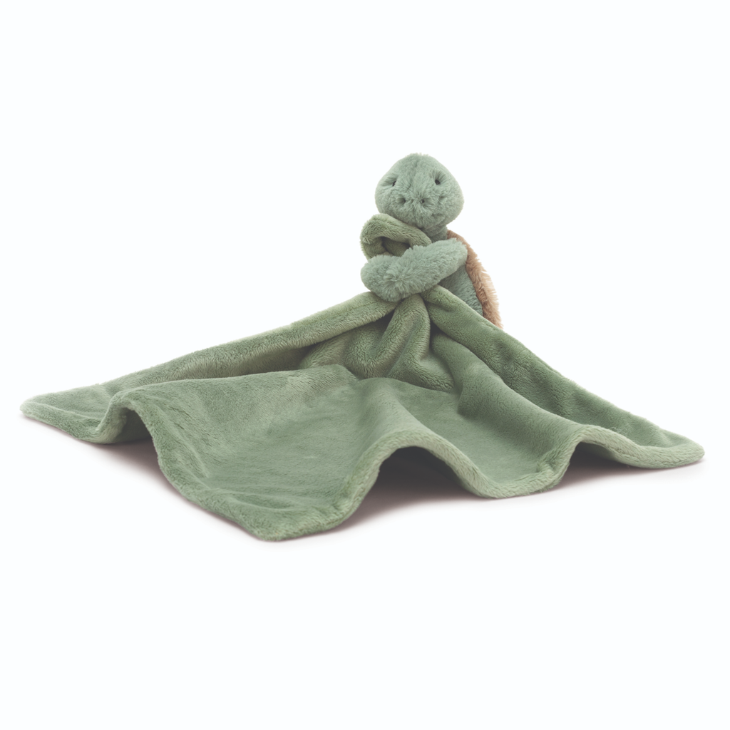JellyCat Jelly Cat Bashful Turtle Soother