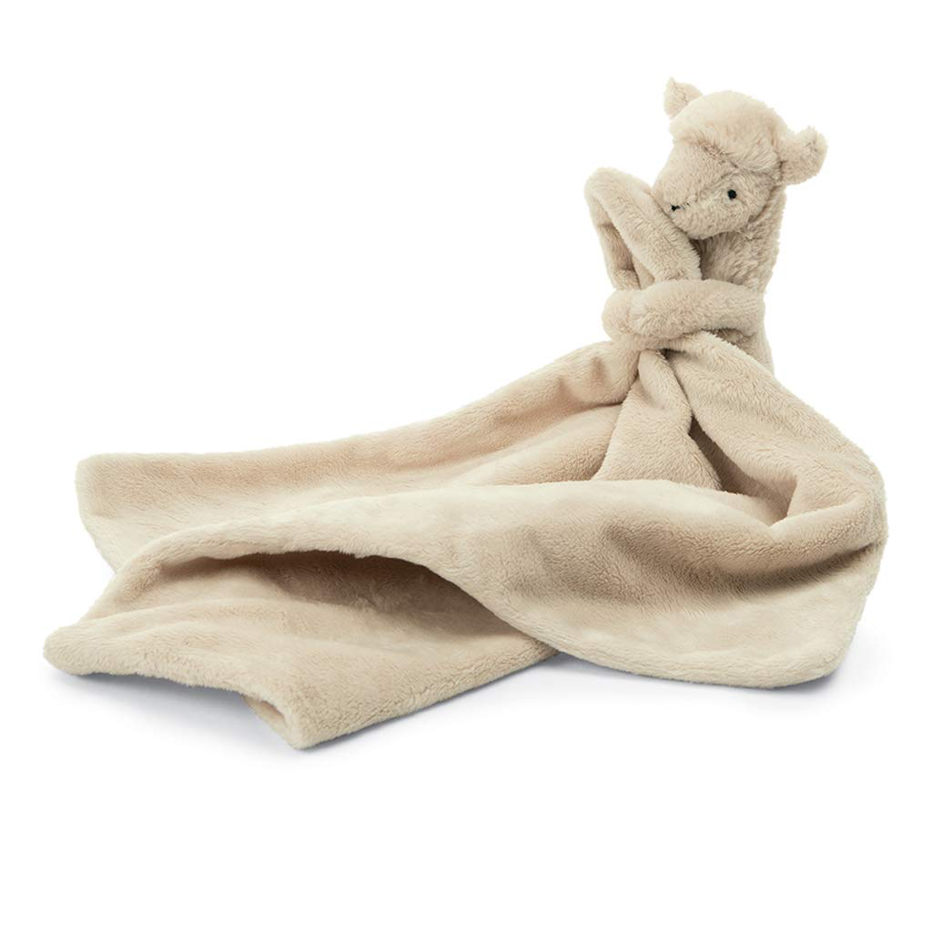 JellyCat Jelly Cat Bashful Llama Soother