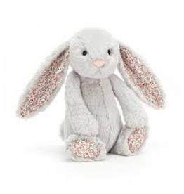 JellyCat Jelly Cat Blossom Silver Bunny Medium