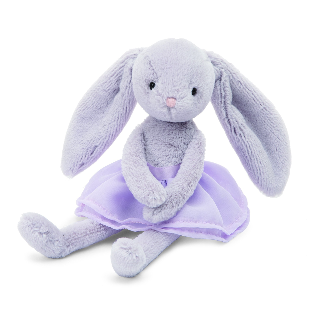 JellyCat Jelly Cat Arabesque Lilac Bunny