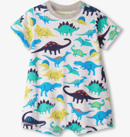 Hatley Hatley Friendly Dinos Baby Romper