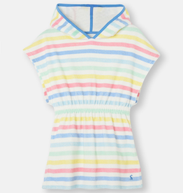 Joules Joules Beach Towelling Cover Up