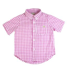 hoonana Hoonana Checked Shirt