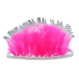 Oh Baby Oh Baby Pixie Feather Crown Headband
