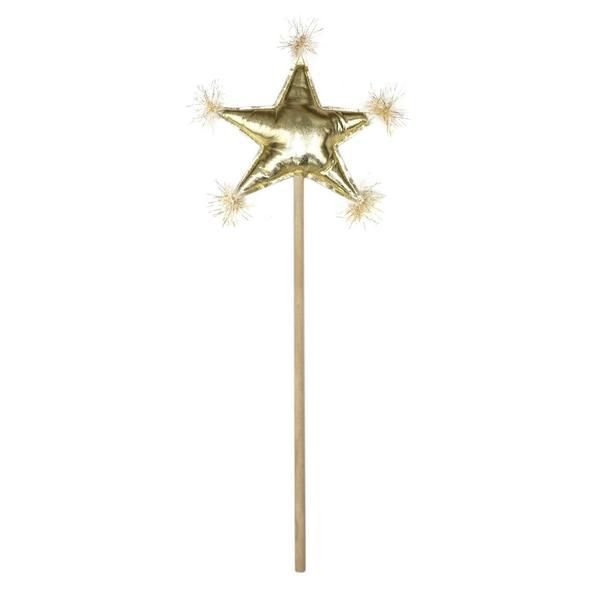 Oh Baby Oh Baby Metallic Star Wand *More Colors*