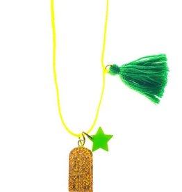 Little Lux Little Lux Popsicle Summer Necklace