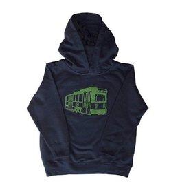 Sidetrack Sidetrack Green Line Hoodie