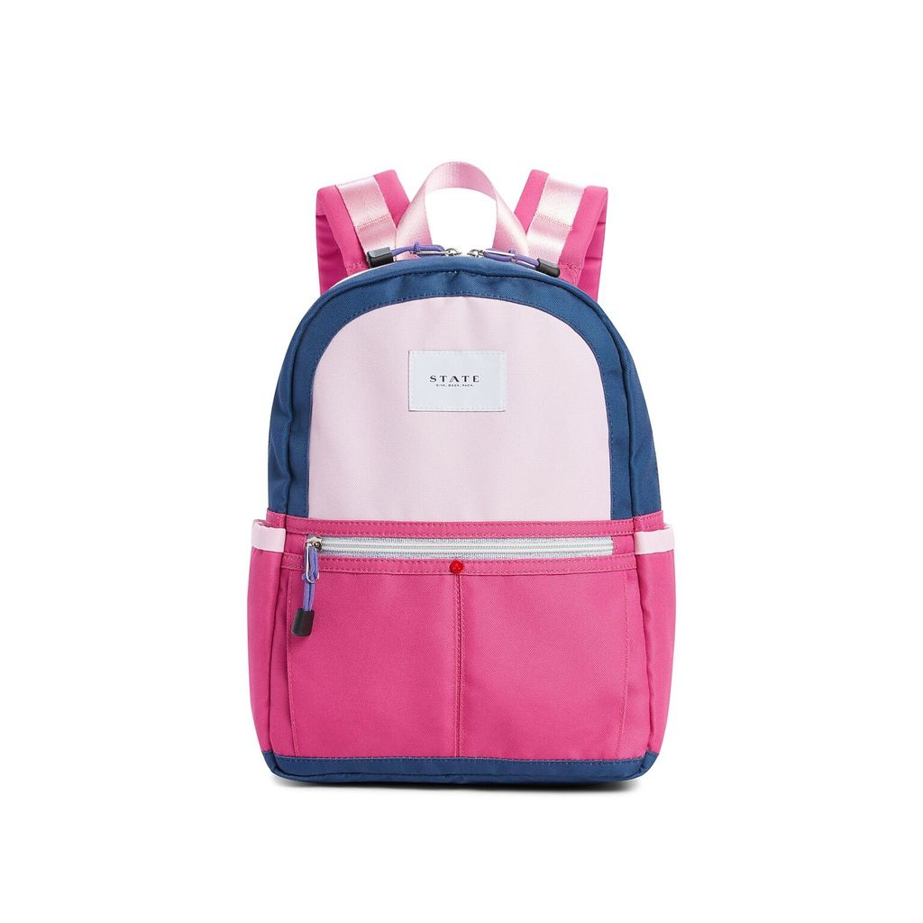 1c558e92d2fb State State Mini Kane Backpack- Navy Rose