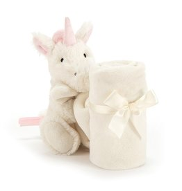 JellyCat Jelly Cat Bashful Unicorn Soother